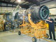 Mig23 engine